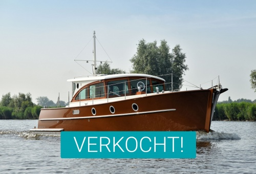 Serious Yachts Gently 36' Sport (2011)