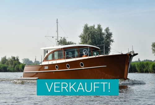 Serious Yachts Gently 36' Sport