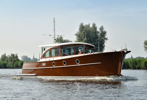 VERKOCHT - Serious Yachts Gently 36' Sport (2011)