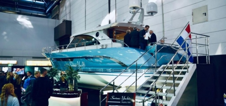 Great succes for Serious Yachts